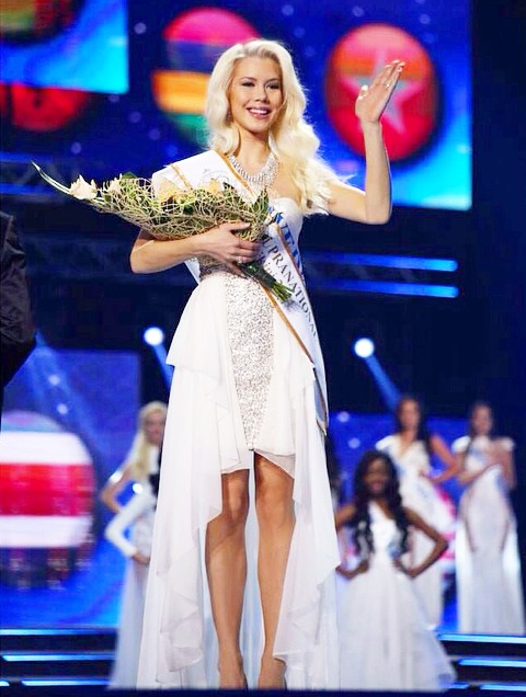 Ida Ovmar crowned as Miss Universe Sweden 2016 – Tap Me ...
